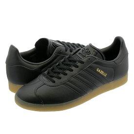 【毎日がお得!値下げプライス】 adidas GAZELLE 【adidas Originals】 アディダス ガッツレー ガゼル CORE BLACK/CORE BLACK/GUM bd7480