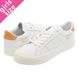 b6ceae85e6fb65  大人気の女の子サイズ♪  adidas EVERYN W アディダス エブリン ウィメンズ RUNNING WHITE