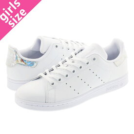 adidas STAN SMITH J 【adidas Originals】 アディダス スタンスミス J WHITE/WHITE/BLACK ee8483