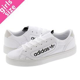 【毎日がお得!値下げプライス】 adidas SLEEK W アディダス スリーク ウィメンズ FTWR WHITE/CRYSTAL WHITE/CORE BLACK ef4935