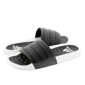 【毎日がお得!値下げプライス】 adidas ADILETTE BOOST アディダス アディレッタ ブースト FTWR WHITE/CORE BLACK/FTWR WHITE eg1910