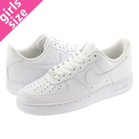 NIKE WMNS AIR FORCE 1 07 ナイキ ウィメンズ エアフォース 1 07 WHITE/WHITE 315115-112