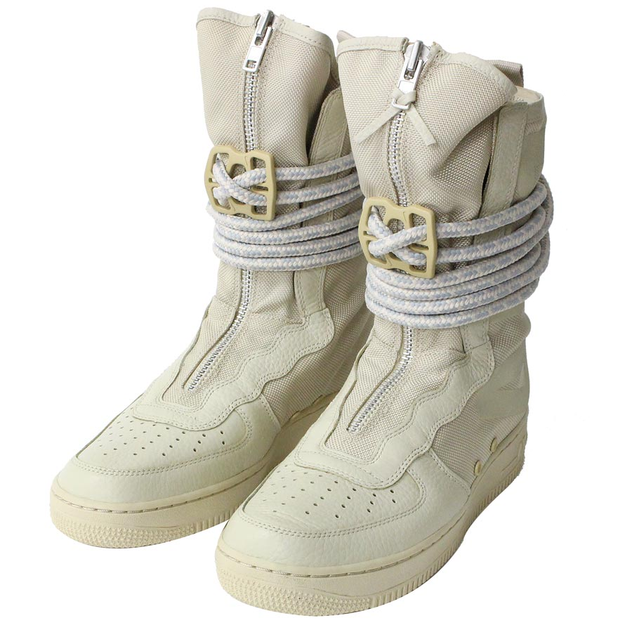 NIKE SPECIAL FIELD AIR FORCE 1 HI ナイキ スペシャル フィールド エアフォース 1 ハイ RATTAN/RATTAN/RATTAN 【SF AF-1】 【NEW HIGHTS】