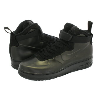 NIKE AIR FORCE 1 FOAMPOSITE CUP Nike air force 1 フォームポジットカップ BLACK/BLACK/BLACK