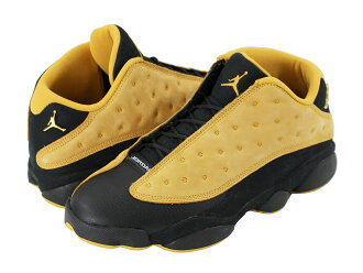 save off 748fc 3cc69 NIKE AIR JORDAN 13 RETRO LOW Nike Air Jordan 13 nostalgic low BLACK/CHUTNEY