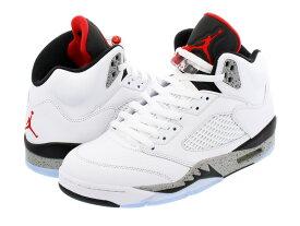 best sneakers 9e69e 4efd9 NIKE AIR JORDAN 5 RETRO  WHITE CEMENT  ナイキ エア ジョーダン 5 レトロ WHITE