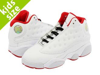 c5a56f47d4d3d3 NIKE AIR JORDAN 13 RETRO BP Nike Air Jordan 13 nostalgic BP WHITE UNIVERSITY  RED METALLIC SILVER