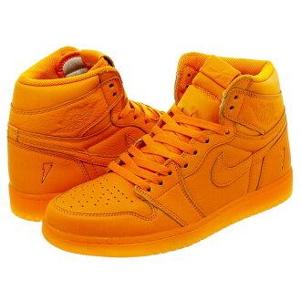 NIKE AIR JORDAN 1 RETRO HIGH OG G8RD Nike Air Jordan 1 nostalgic high OG G8RD ORANGE PEEL/ORANGE PEEL