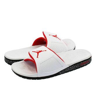 best service 9fce4 7d669 SELECT SHOP LOWTEX  NIKE JORDAN HYDRO 3 RETRO Nike Jordan high mud 3  nostalgic WHITE UNIVERSITY RED   Rakuten Global Market