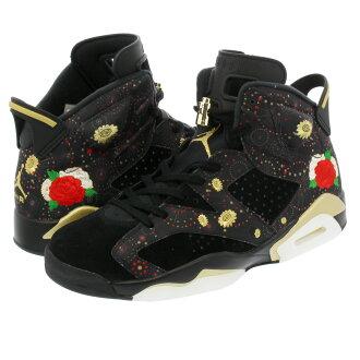 3b9ca9c4711 NIKE AIR JORDAN 6 RETRO CNY Nike Air Jordan 6 nostalgic CNY BLACK/MULTI  COLOR