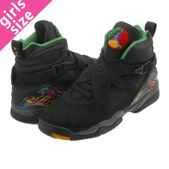 2b459dbc074d40 SELECT SHOP LOWTEX  NIKE AIR JORDAN 8 RETRO GS Nike Air Jordan 8 nostalgic  GS BLACK LIGHT CONCORD ALOE VERDE 305
