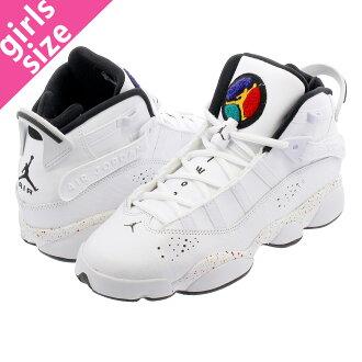 super popular e6497 e4c02 NIKE JORDAN 6 RINGS BG Nike Jordan 6 RINGS Co.,Ltd. BG WHITE/BLACK/CANYON  GOLD 323,419-100