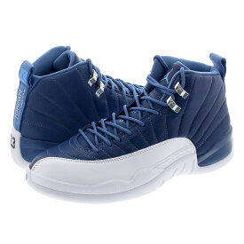 NIKE AIR JORDAN 12 RETRO 【INDIGO】 ナイキ エア ジョーダン 12 レトロ STONE BLUE/LEGEND BLUE/OBSIDIAN 130690-404