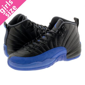 NIKE AIR JORDAN 12 RETRO GS ナイキ エア ジョーダン 12 レトロ GS BLACK/GAME ROYAL/BLACK 153265-014