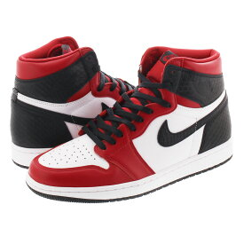 NIKE WMNS AIR JORDAN 1 HIGH OG 【SATIN SNAKE】 ナイキ ウィメンズ エア ジョーダン 1 ハイ OG GYM RED/WHITE/BLACK cd0461-601