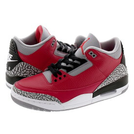 NIKE AIR JORDAN 3 RETRO SE ナイキ エア ジョーダン 3 レトロ SE FIRE RED/FIRE RED/CEMENT GREY ck5692-600