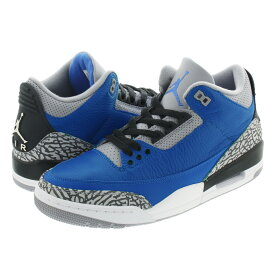 NIKE AIR JORDAN 3 RETRO 【BLUE CEMENT】 ナイキ エア ジョーダン 3 レトロ VARSITY ROYAL/VARSITY ROYAL ct8532-400