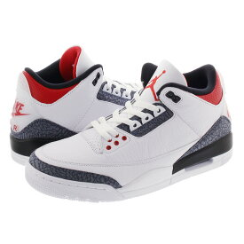 NIKE AIR JORDAN 3 RETRO SE ナイキ エア ジョーダン 3 レトロ SE WHITE/BLACK/FIRE RED cz6431-100