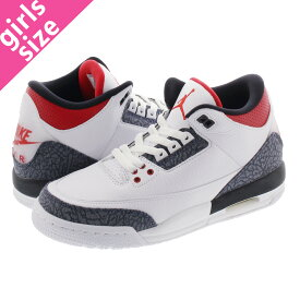 NIKE AIR JORDAN 3 RETRO SE GS ナイキ エア ジョーダン 3 レトロ SE GS WHITE/BLACK/FIRE RED cz6634-100
