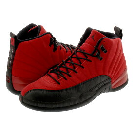 NIKE AIR JORDAN 12 RETRO 【REVERSE FLU GAME】 ナイキ エア ジョーダン 12 レトロ VARSITY RED/BLACK ct8013-602