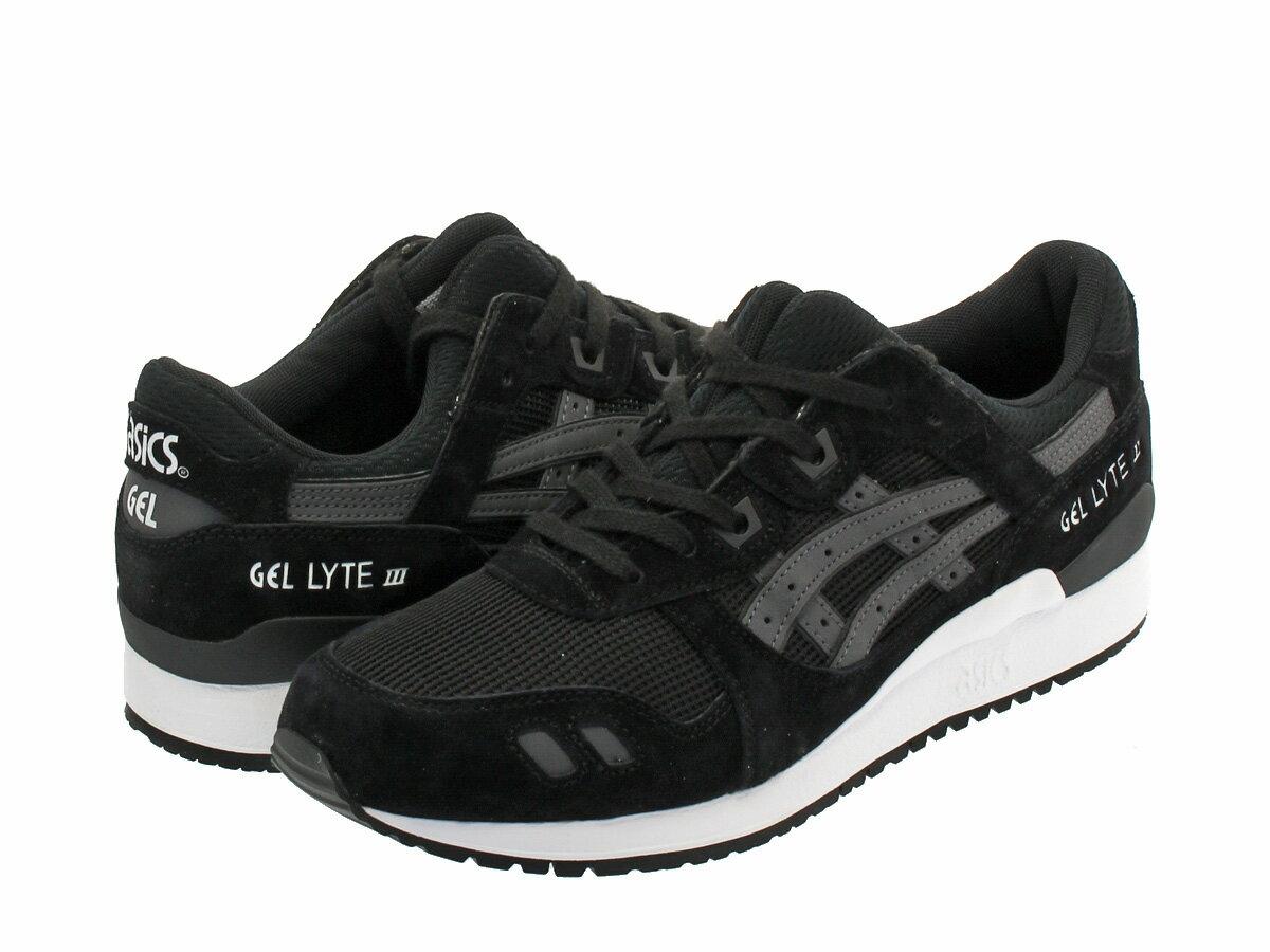 【決算セール】 ASICS Tiger GEL-LYTE III アシックス タイガー ゲルライト 3 BLACK/BLACK