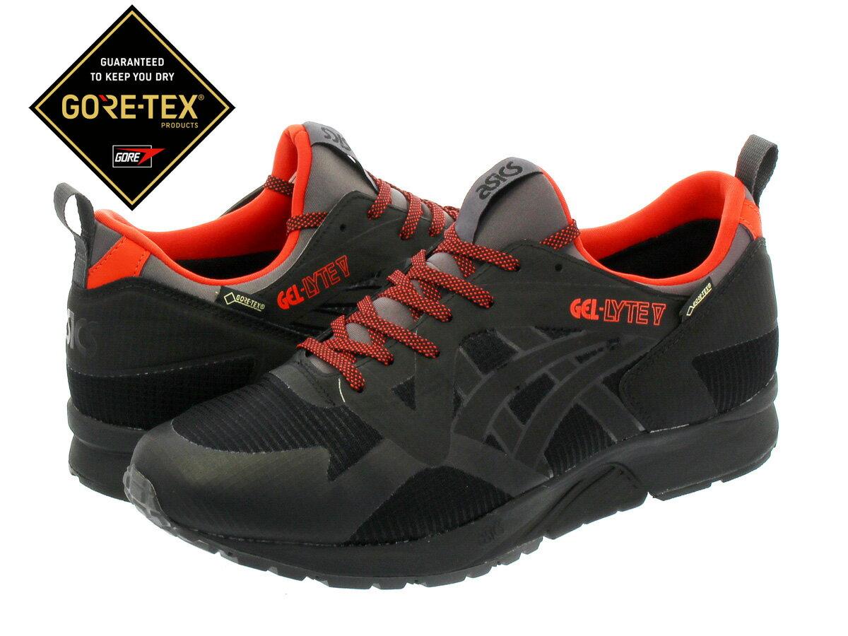 【決算セール】 ASICS Tiger GEL-LYTE V NS GT-X アシックス タイガー ゲルライト 5 NS GT-X BLACK/BLACK