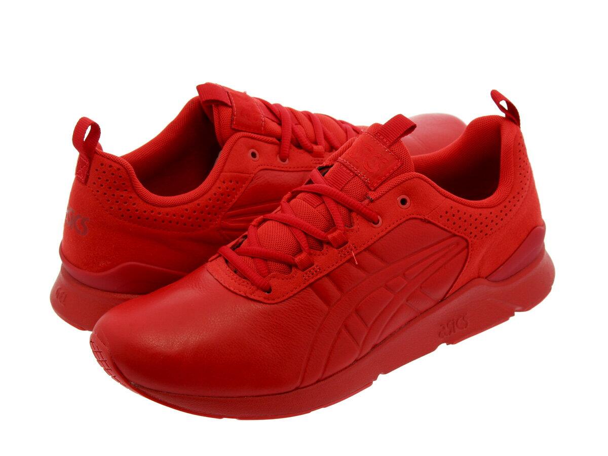 【半期に一度の決算セール】 ASICS Tiger GEL LYTE RUNNER アシックス タイガー ゲル ライト ランナー TRUE RED/TRUE RED