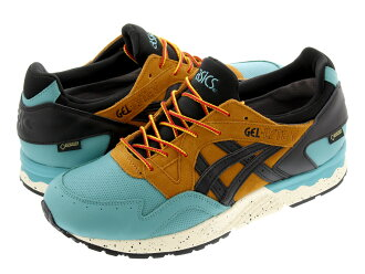 亚瑟士Tiger GEL-LYTE V亚瑟士虎凝胶灯5 BLUE/BROWN/BLACK