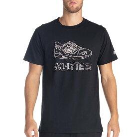 ASICS GEL-LYTE III SS TEE 2 アシックス ゲルライト 3 S/S Tシャツ 2 BLACK 2191a301-001