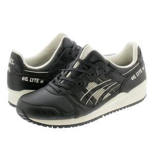 ASICS SPORTSTYLE GEL-LYTE III OG BLACK/BLACK アシックス スポーツスタイル ゲルライト 3 オージー 1201a081-001