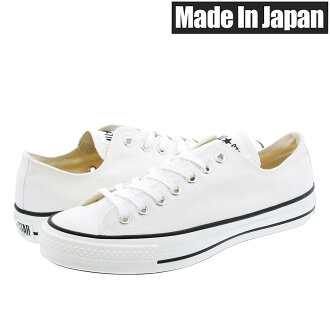 CONVERSE CANVAS ALL STAR J OX Converse all-stars J OX WHITE