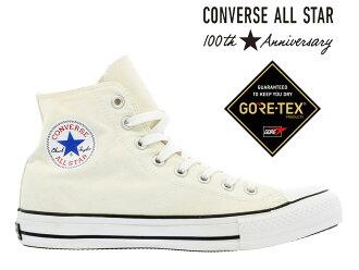 CONVERSE ALL STAR 100 GORE-TEX HI Converse all-stars 100 Gore-Tex HI WHITE