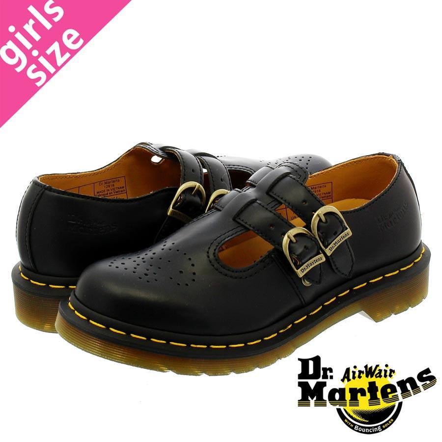 【大人気の女の子サイズ♪】 Dr.Martens MARY JANE 8065 ドクターマーチン メリージェーン BLACK SMOOTH