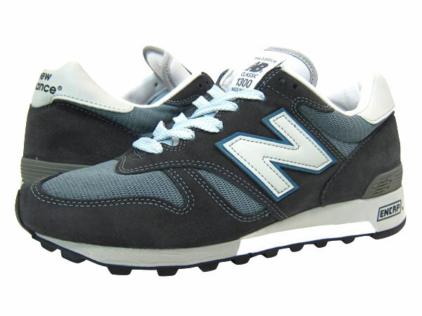 NEW BALANCE M1300CLS 【MADE IN U.S.A】【Dワイズ】 ニューバランス M1300CLS GREY/WHITE/BLUE