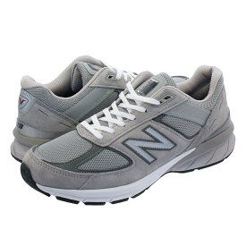 NEW BALANCE M990GL5 【MADE IN U.S.A】【Dワイズ】 ニューバランス M990 GL5 GRAY