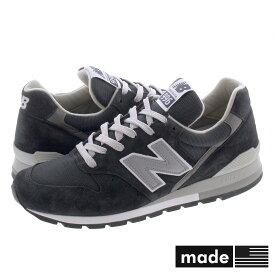 NEW BALANCE M996NAV 【MADE IN U.S.A】【Dワイズ】 ニューバランス M996 NAV NAVY/GREY ネイビー グレー