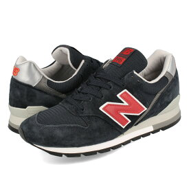 NEW BALANCE M996NRJ 【MADE IN U.S.A.】 【Dワイズ】 ニューバランス M996 NRJ NAVY/RED