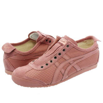online store 17299 f898c Onitsuka Tiger MEXICO 66 SLIP-ON Onitsuka tiger Mexico 66 slip-ons ASH  ROSE/ASH ROSE
