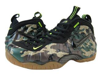 NIKE AIR FOAMPOSITE PRO PRM LE Nike Air フォームポジット Professional Premium LE FOREST/BLACK