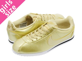 af70c3c25f85b7 SELECT SHOP LOWTEX  NIKE CORTEZ SE GS ナイキコルテッツ SE GS METALLIC GOLD WHITE