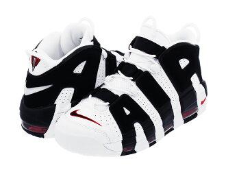 NIKE AIR MORE UPTEMPO Nike more up tempo WHITE/BLACK/VARSITY RED