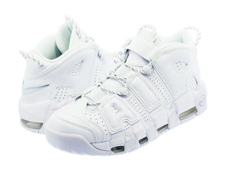 NIKE AIR MORE UPTEMPO 96 Nike more up tempo 96 WHITE/WHITE/WHITE