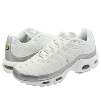 SELECT SHOP LOWTEX  NIKE AIR MAX PLUS Kie Ney AMAX plus WHITE ... fa9186aee
