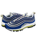 online store cb065 1d0c5 NIKE AIR MAX 97 Kie Ney AMAX 97 ATLANTIC BLUE VOLTAGE YELLOW 921,826-401