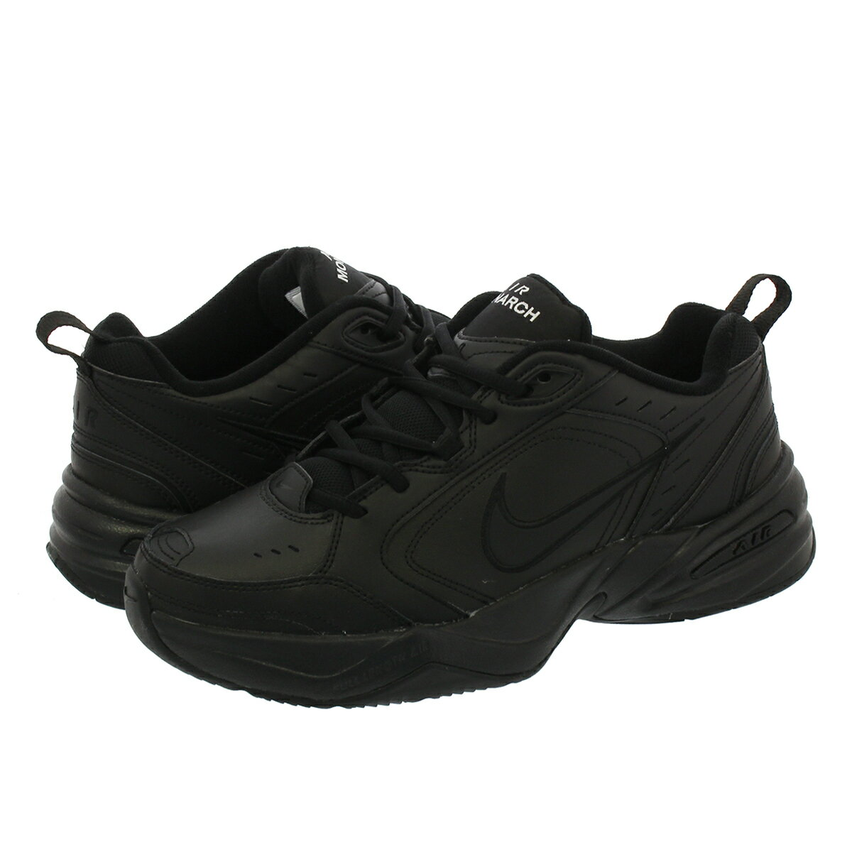 NIKE AIR MONARCH IV ナイキ エア モナーク 4 BLACK/BLACK 415445-001