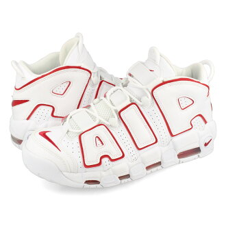 NIKE AIR MORE UPTEMPO 96 Nike more up tempo 96 WHITE/VARSITY RED/WHITE