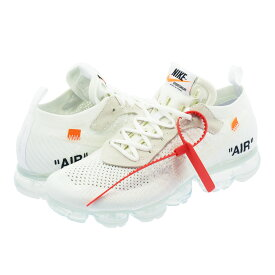 NIKE AIR VAPORMAX FLYKNIT 【OFF-WHITE】 ナイキ エア ヴェイパー マックス フライニット WHITE/TOTAL CRIMSON/BLACK aa3831-100