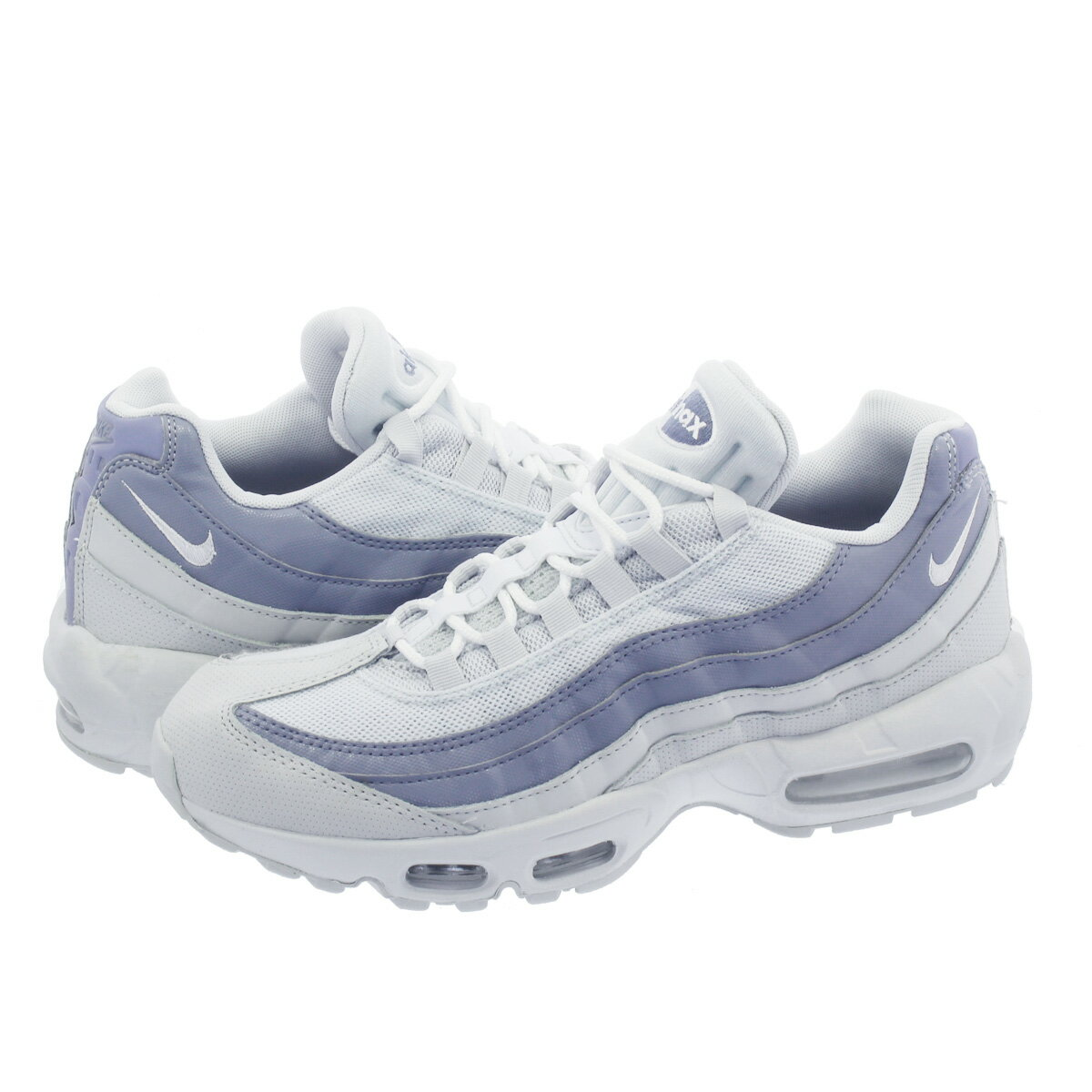 NIKE AIR MAX 95 ESSENTIAL ナイキ エア マックス 95 エッセンシャル PURE PLATINUM/ASHEN STATE/WHITE 749766-036