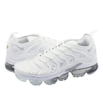 NIKE AIR VAPORMAX PLUS Nike vapor max plus WHITE/PURE PLATINUM/WOLF GREY 924,453-102