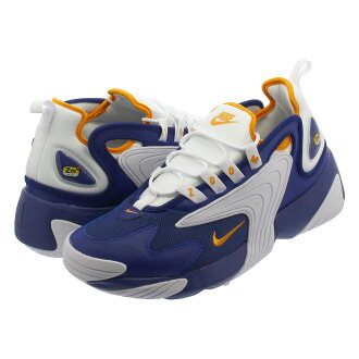 separation shoes b7c18 7cc3f SELECT SHOP LOWTEX  NIKE ZOOM 2K Nike zoom 2K DEEP ROYAL BLUE ORANGE PEEL WHITE  ao0269-400   Rakuten Global Market
